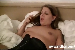breasty blonde d like to fuck brutally fisted