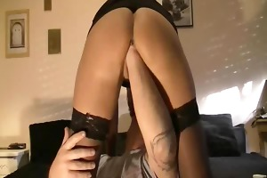huge fisting penetrations and intensive orgasms
