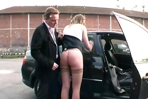 he humiliates his wife in the street