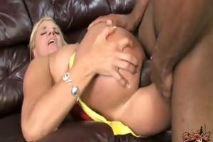 cougar pounce on dark cock 14