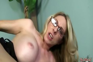 cougar pounce on dark dong 19