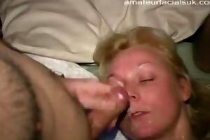 milfs sharing cum loads in a bukkake