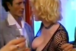 posh d like to fuck at cocktail party