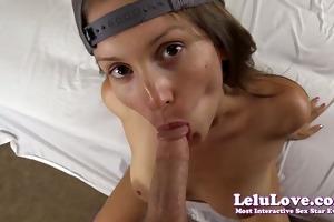 lelu love-milf seducing baseball tutor
