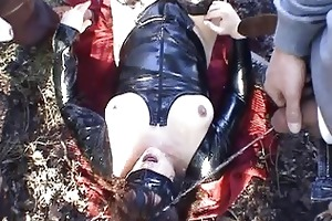 slutty wife acquires piddled on many times in