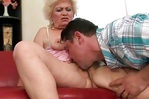 superlatively good of lusty grandmas
