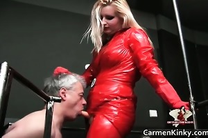 sexy slutty hot body latex mother i honeys