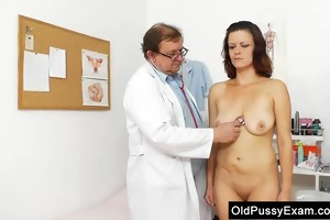 matured gyno in addition to a super smoking-hot