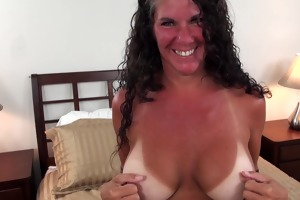big tits texas d like to fuck with tan lines