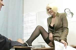 charming drilled teacher