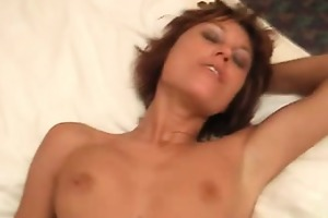 titillating and hustler mamma enjoys fucking