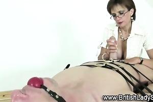 british stocking mother i blowjob