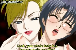golden-haired anime mother i cumming soaked