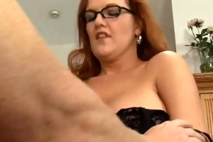 lustful wife bonks her step-son - wives tales