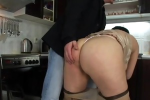 breasty mother i screwed by her step-son - wives
