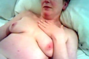 milf wife takes 12 inch sex tool