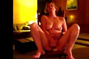wife masturbating large dond=gs and sucks shlong
