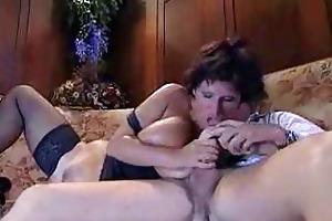 italian older aunty fucking with youthful chap