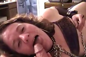 obedient wife compulsory to engulf neighbour