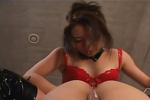 sexually excited japanese d like to fuck in red