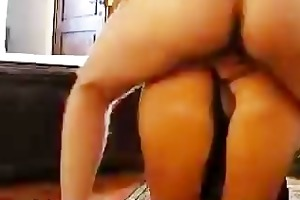 concupiscent wife acquires her rectal hole