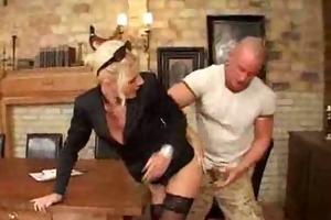 hardcore german blondie gazoo screwed
