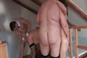 wicked older strumpets go crazy engulfing