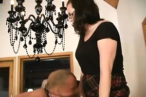 lad ding-dong drilled by wicked dommes