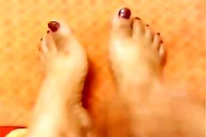 feet my sexy arabic wife