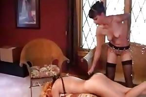 older lesbo servitude and thrashing