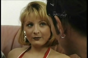 german d like to fuck just pulls her lace panties